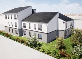 Obtention d'un appel d'offre pour des travaux de ravalement de façades avec isolation thermique par l'exterieur