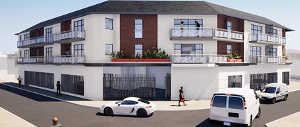 Projets de construction de 21 Logements à Léry