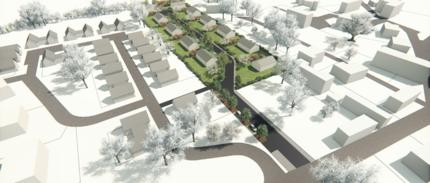 Construction de 14 maisons individuelles à DOUVILLE