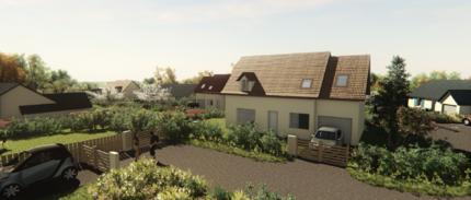 17 logements à Pont St Pierre-Calleville