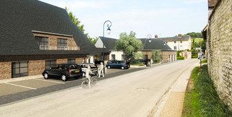 Aménagement du Centre Bourg et construction d'une maison de santé à St Martin de Boscherville